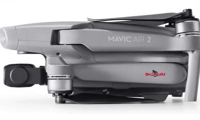 DJI Mavic Air 2 plié