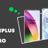 OnePlus 8 et 8 Pro