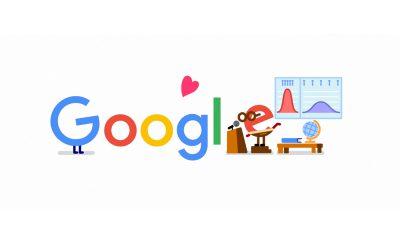 Google Doodle hommage coronavirus