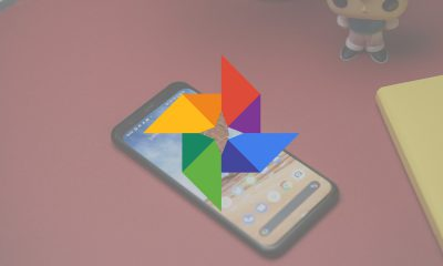 Google Photos audio vidéo