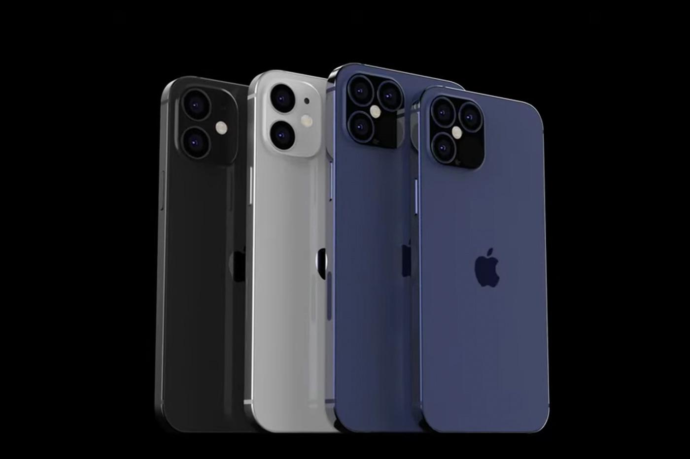 iPhone 12 Pro design dos