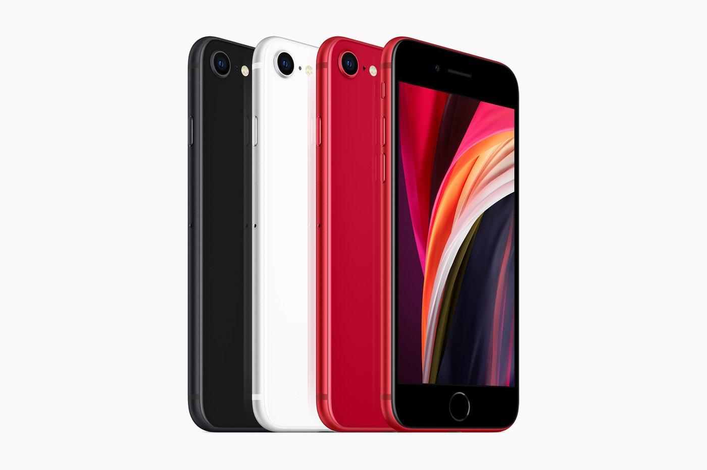 iPhone SE 2020 Apple