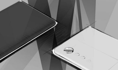 LG smartphone nouveau design