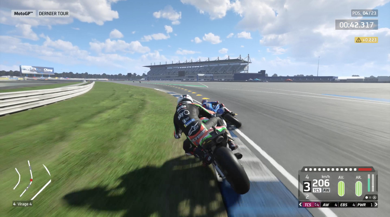 MotoGP - Pénalités