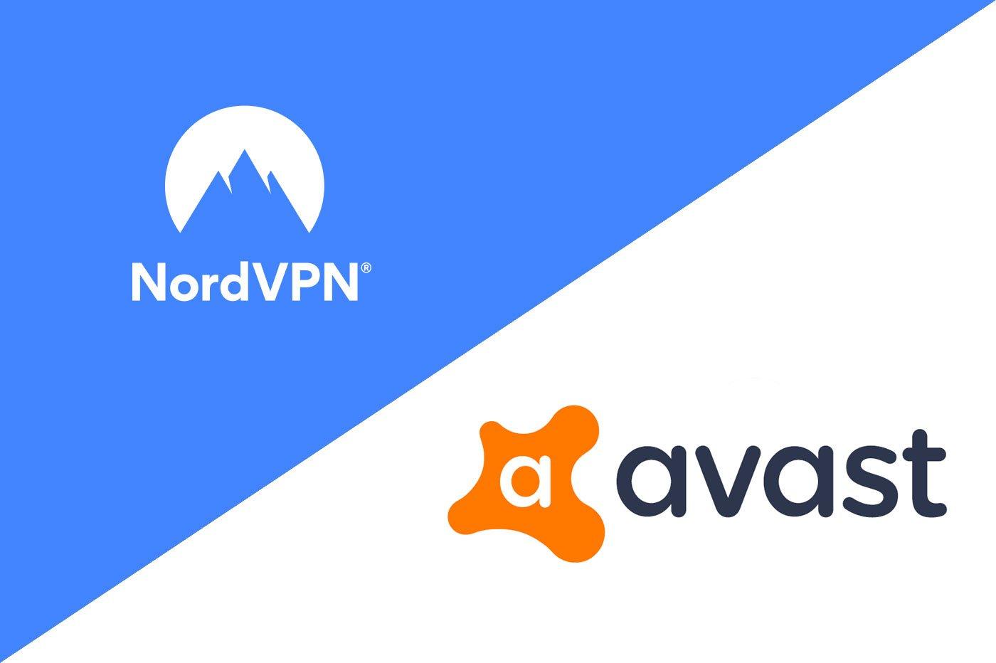 NordVPN vs Avast