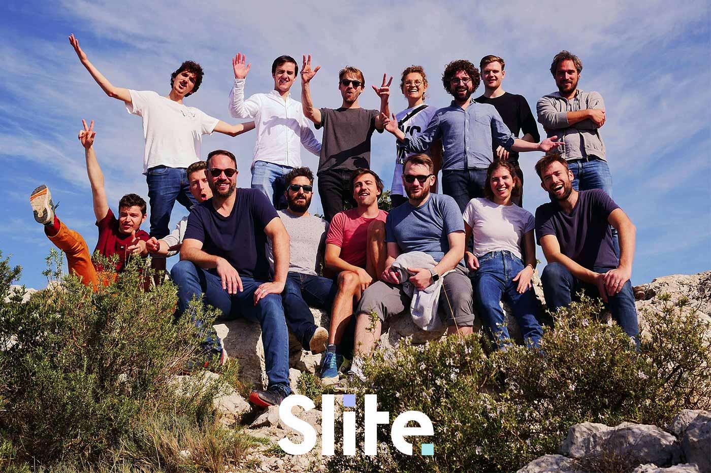 Slite startup