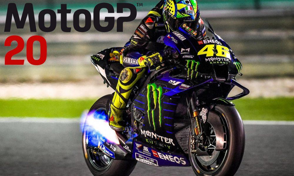 Test MotoGP 20