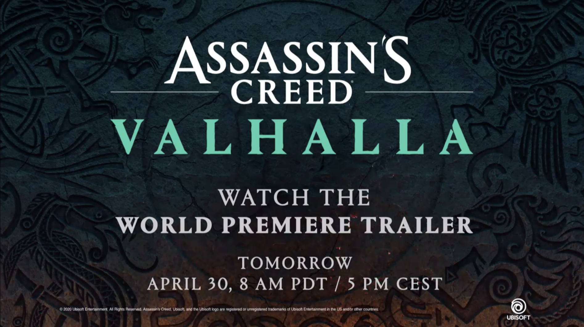 Ubisoft Officially Announces Assassin S Creed Valhalla Archyworldys