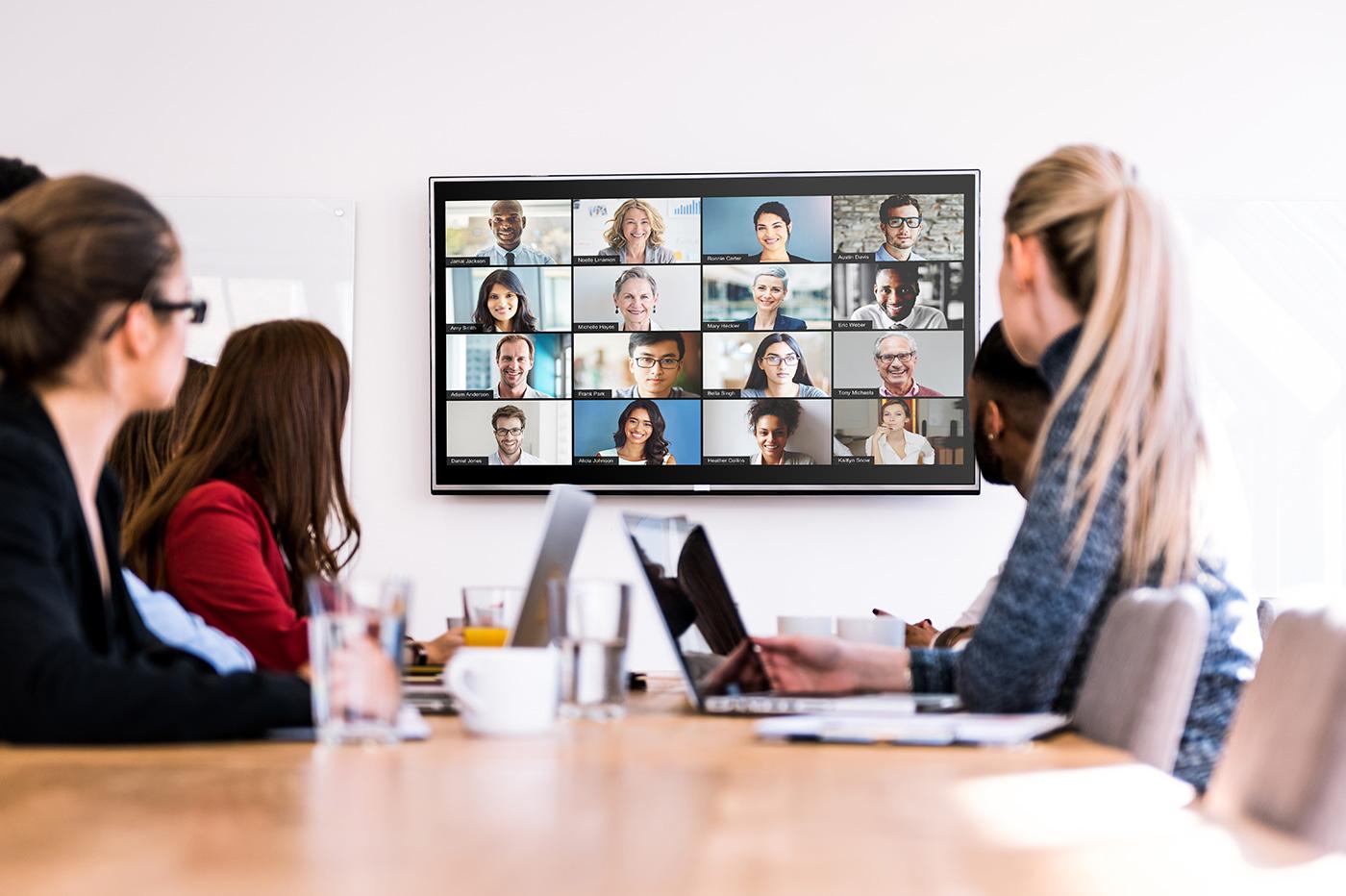 Zoom réunions