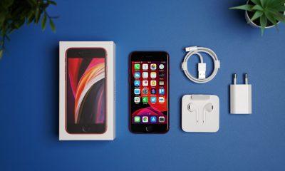 Contenu Boite iPhone SE