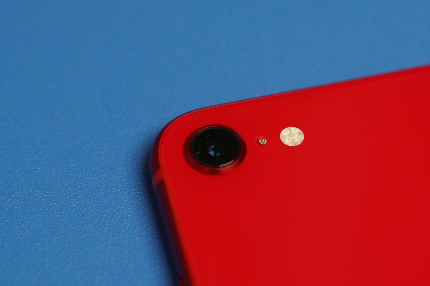 Capteur photo iPhone SE