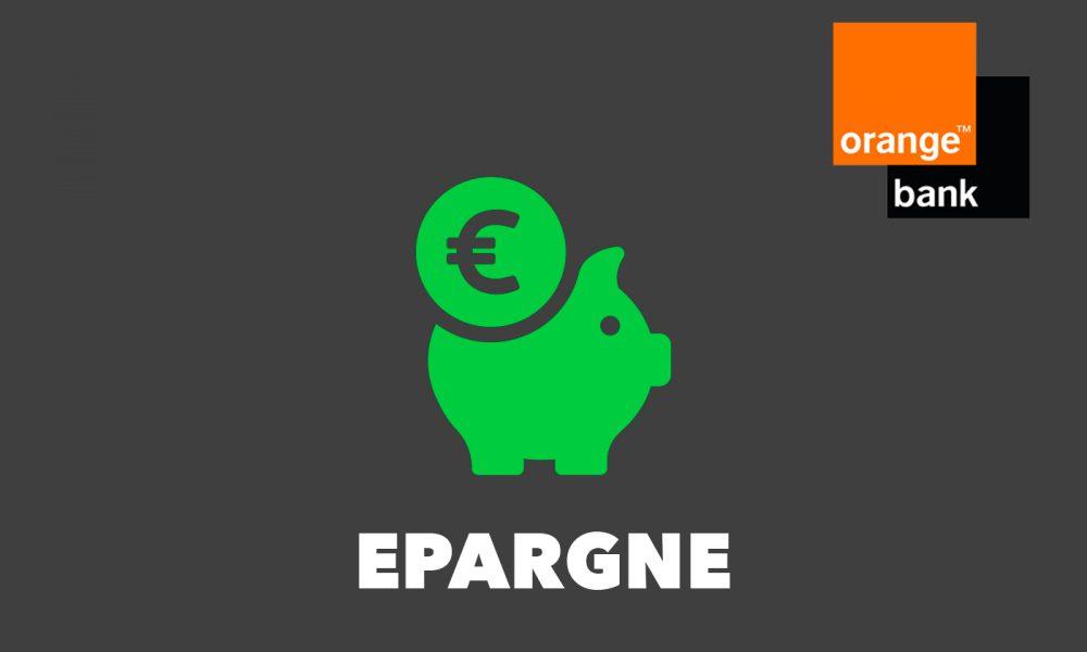 Livret épargne Orange Bank