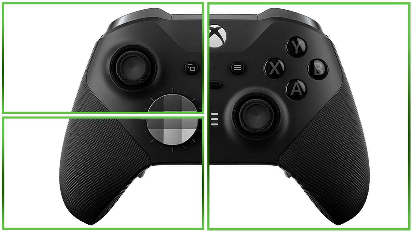 Fiche Manette Xbox One Elite