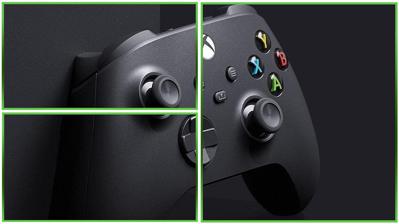Fiche Xbox Series X