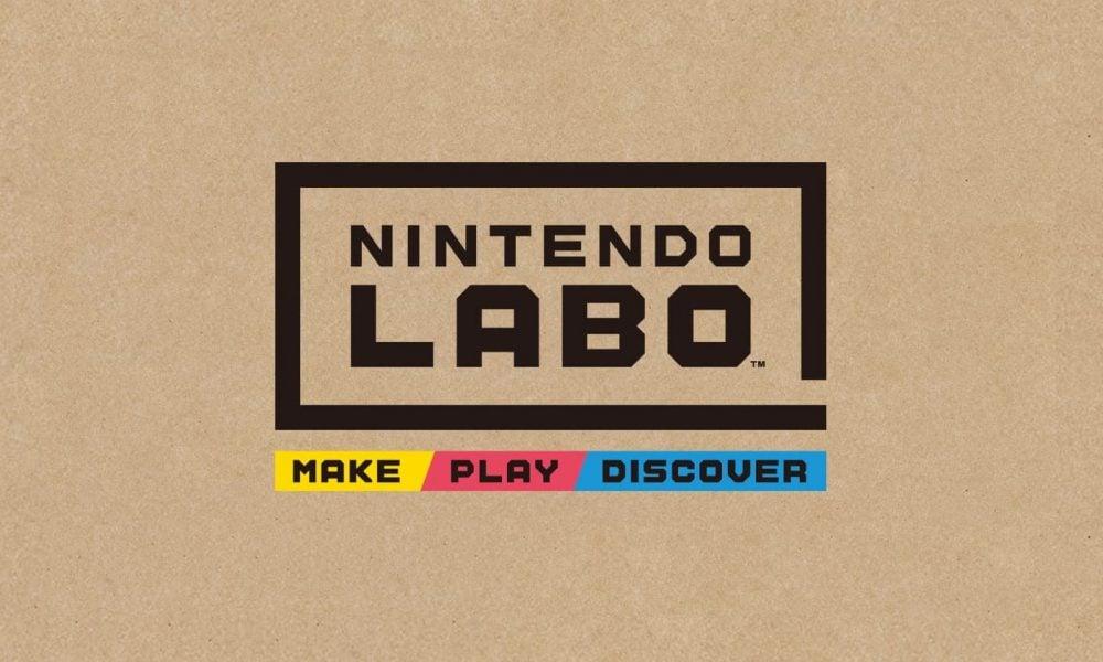 Fiche Nintendo Labo