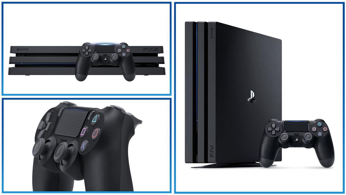 Fiche PS4 Pro