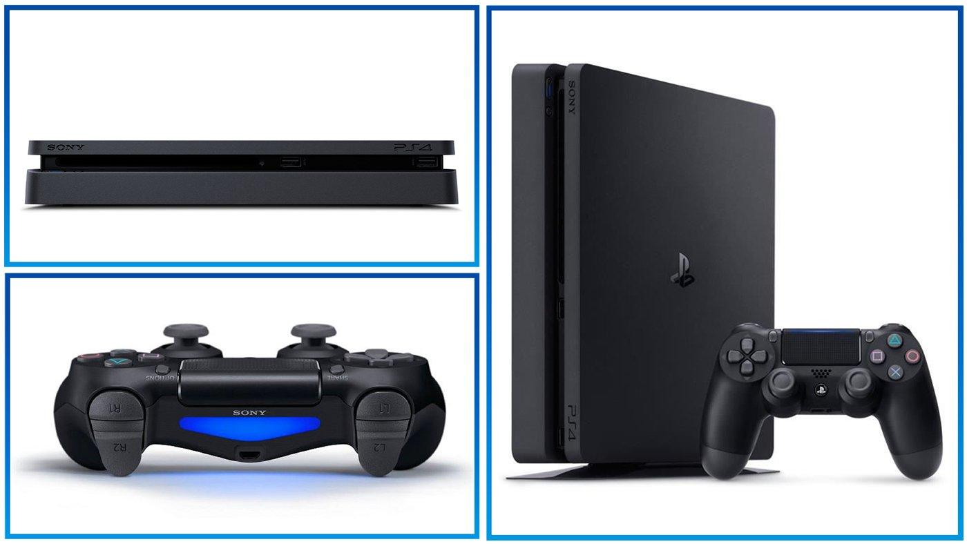 Fiche PS4 Slim