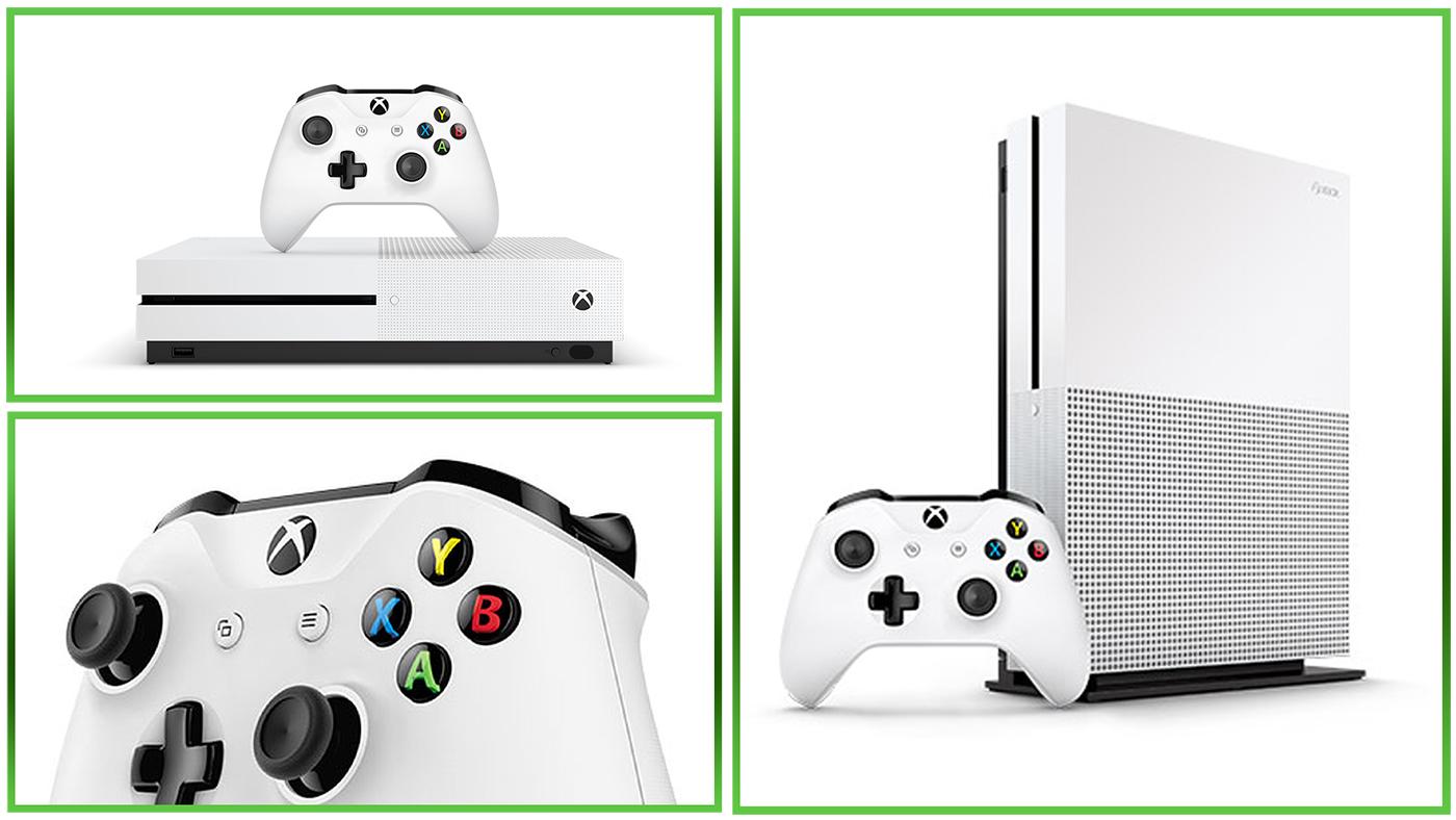 Fiche Xbox One S