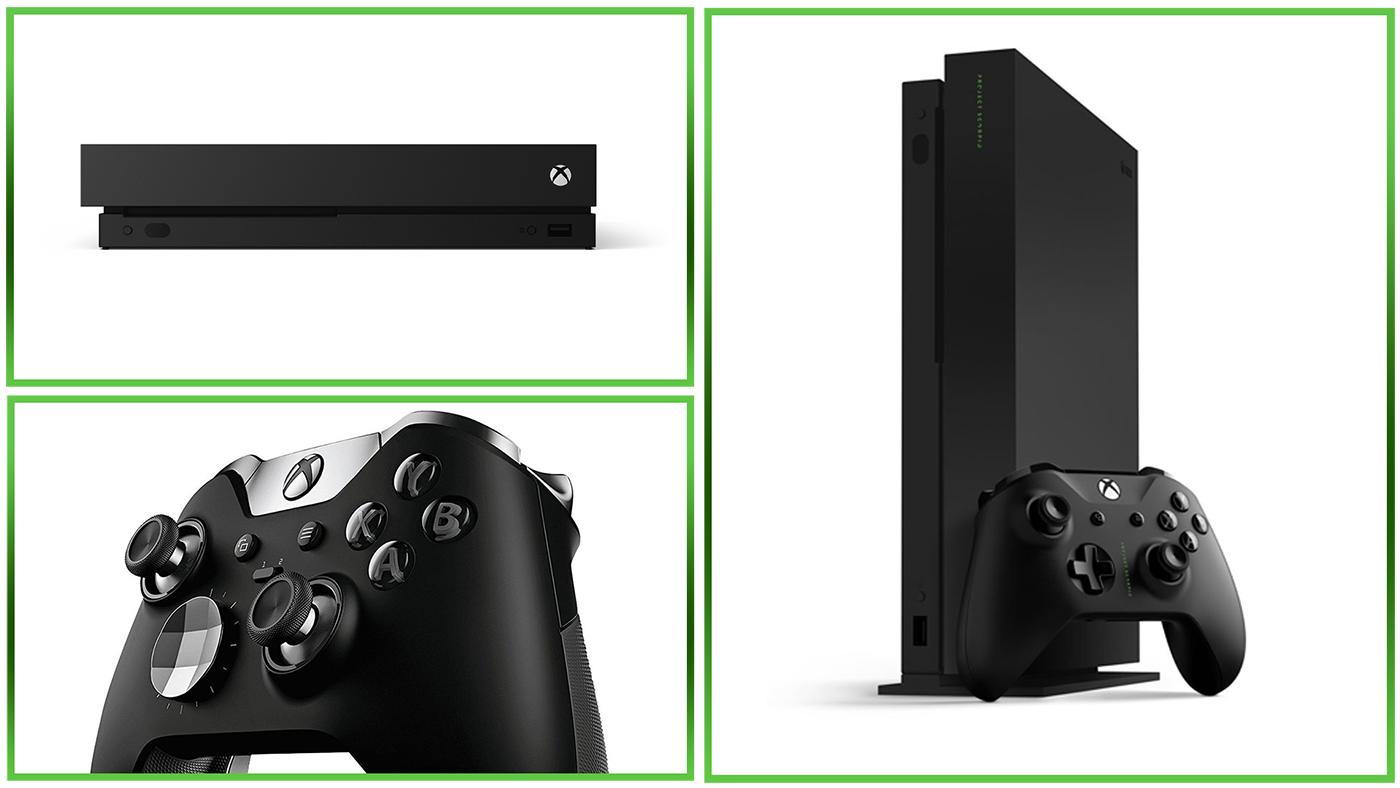 Fiche Xbox One X