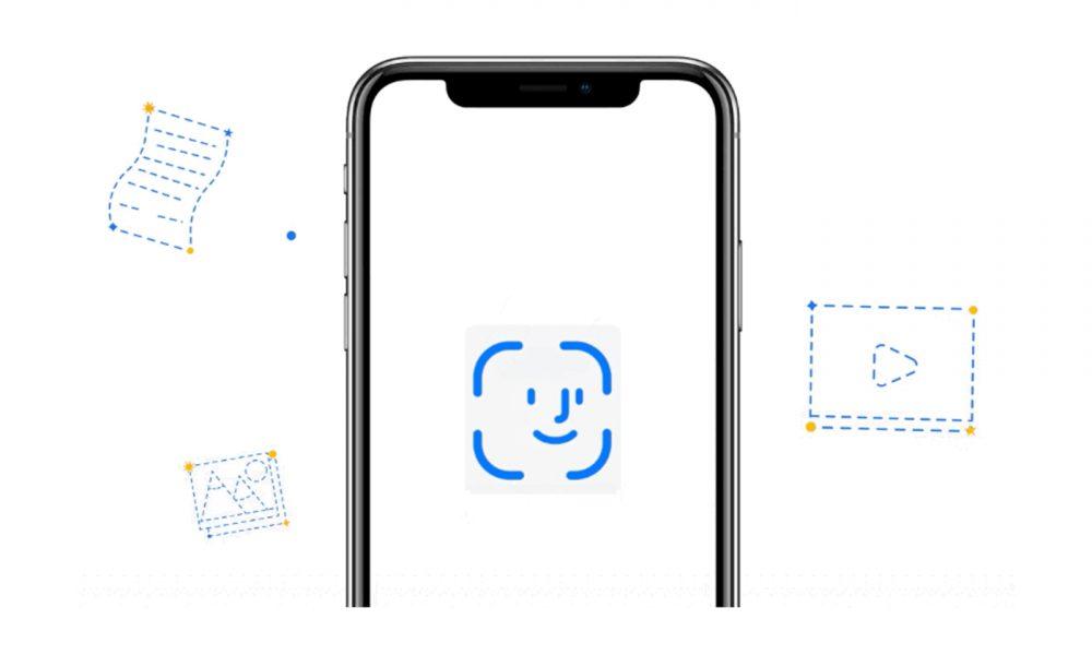 Google-Drive-Face-ID
