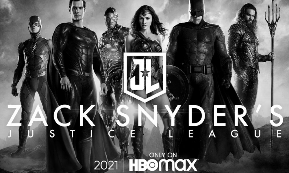 Justice League Zack Snyder HBO Max
