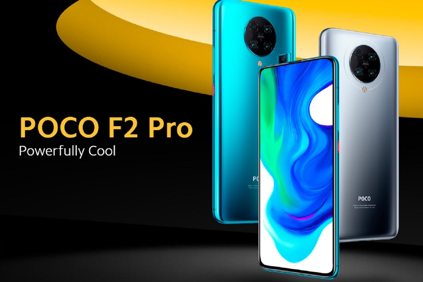 Le poco F2 Pro