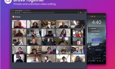 Le service d'appel vidéo de Brave