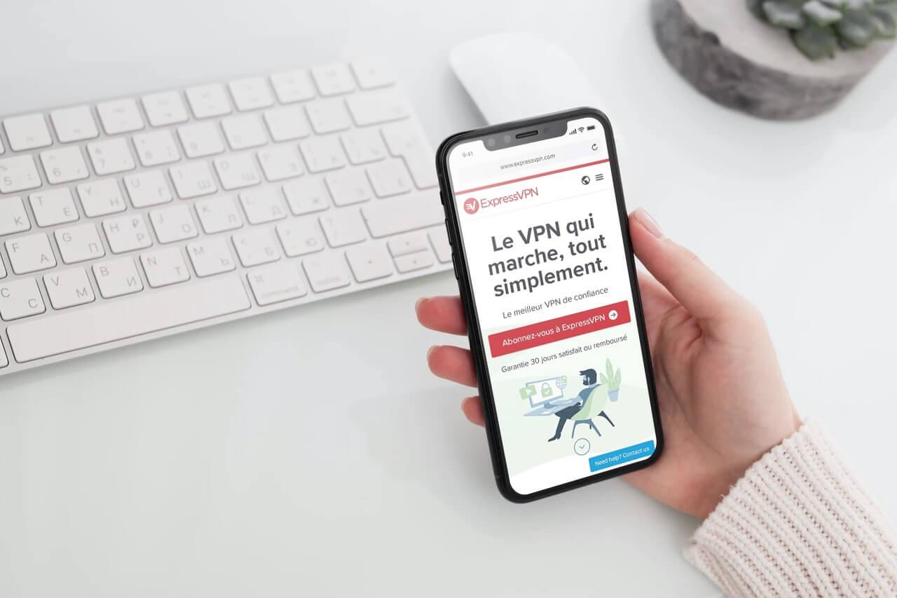Meilleurs VPN pour iPhone