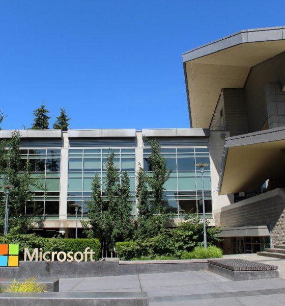 Siège Microsoft