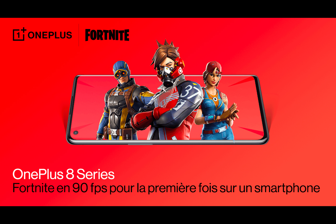 OnePlus Fortnite 90 fps