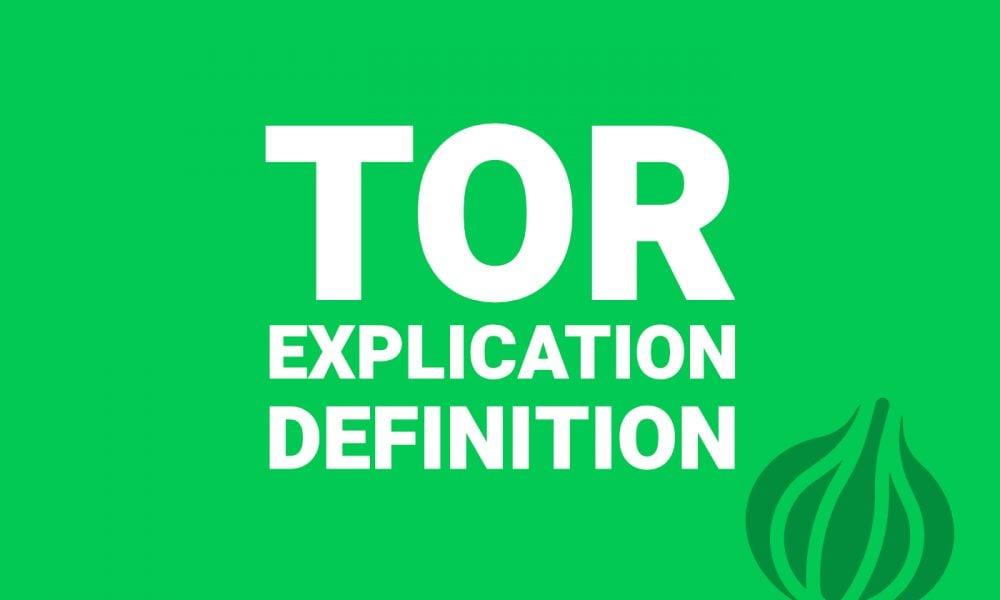 Tor definition