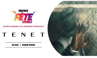 Fortnite Tenet Bande Annonce