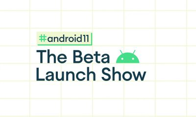 The beta launch show d'Android 11