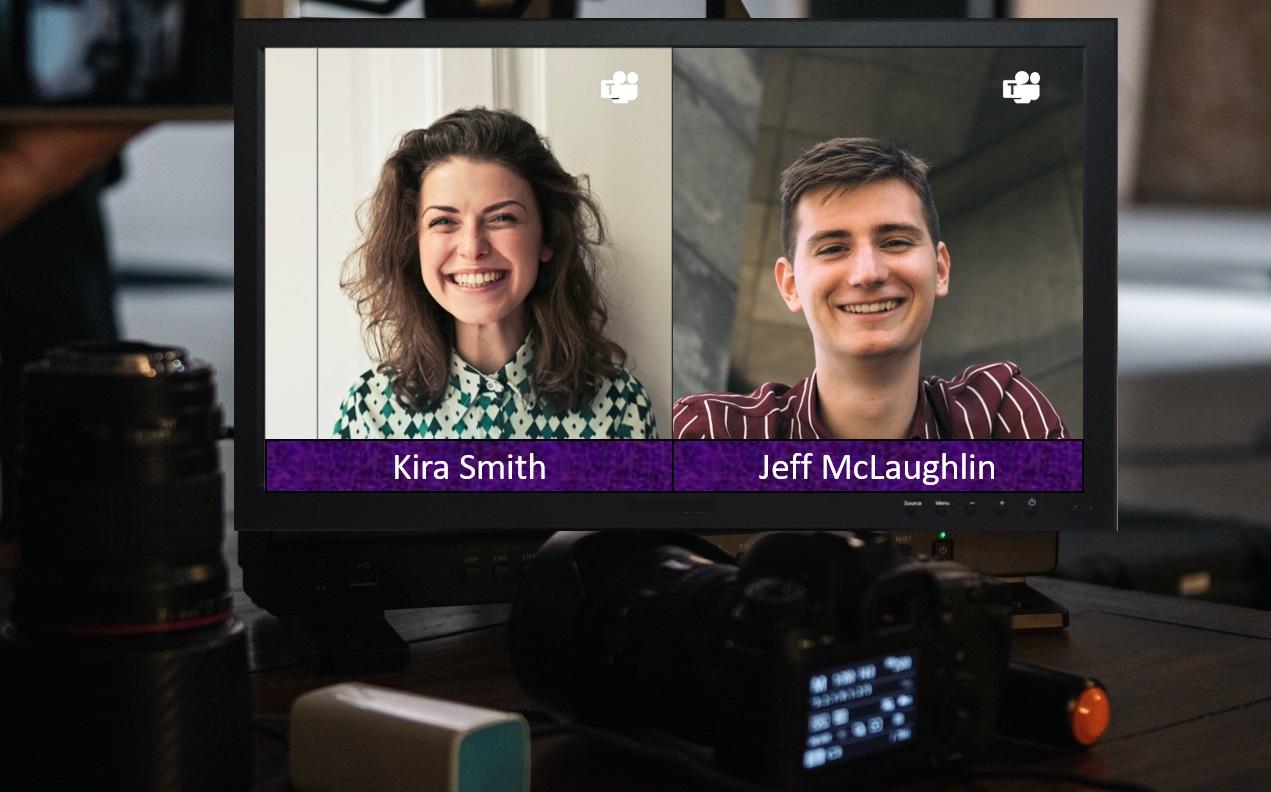 Utilisation de Microsoft Teams pour les médias