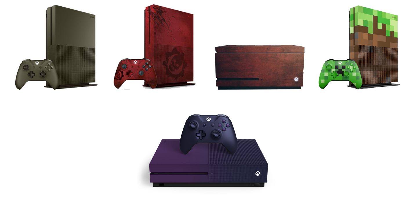 Xbox One S Collectors