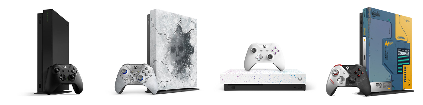 Xbox One X Collectors