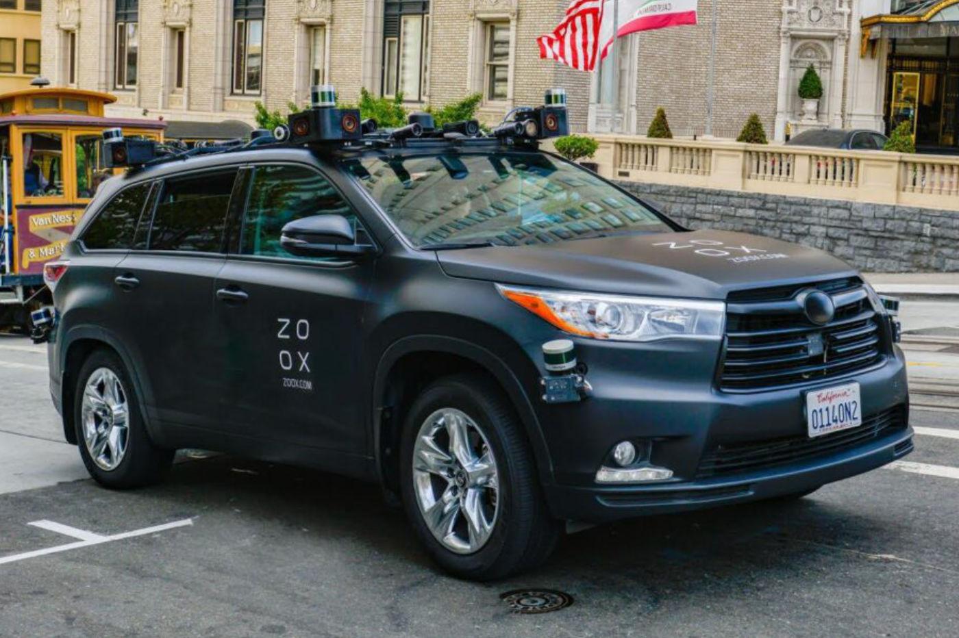 Amazon s'apprête à racheter Zoox, la startup de véhicules autonomes