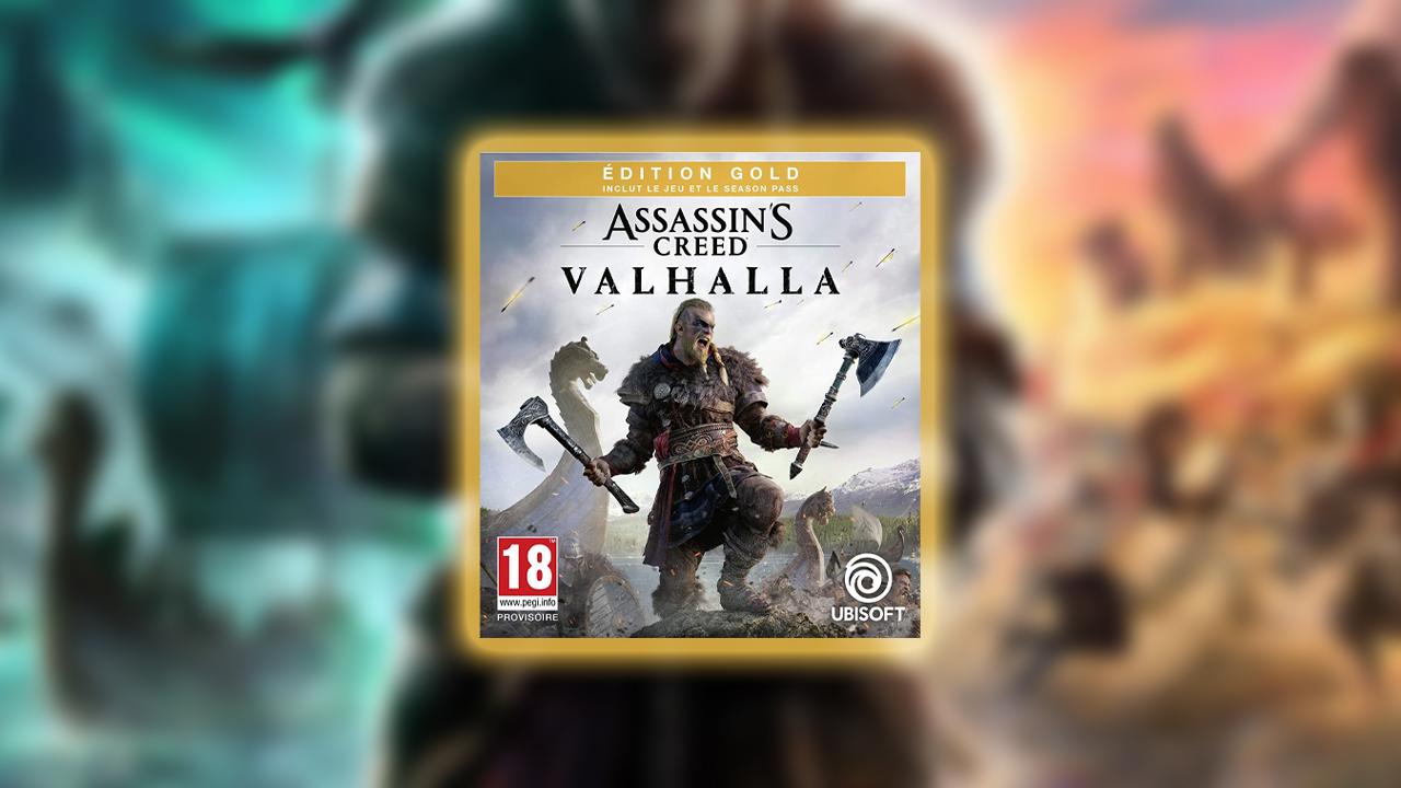 Assassin's Creed Valhalla Amazon