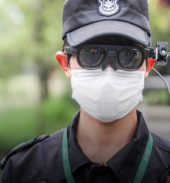 Chine Rokid lunettes connectées coronavirus