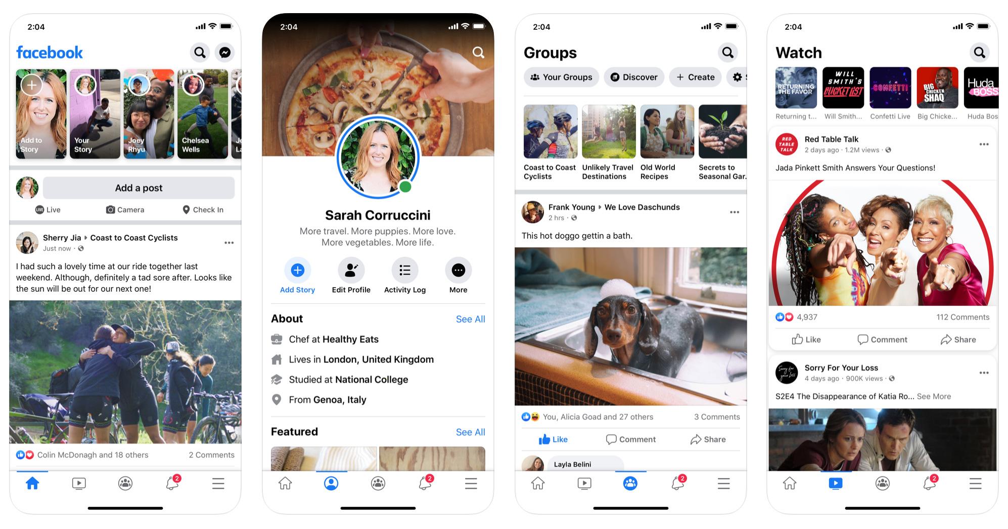 Télécharger Facebook iPhone et Android