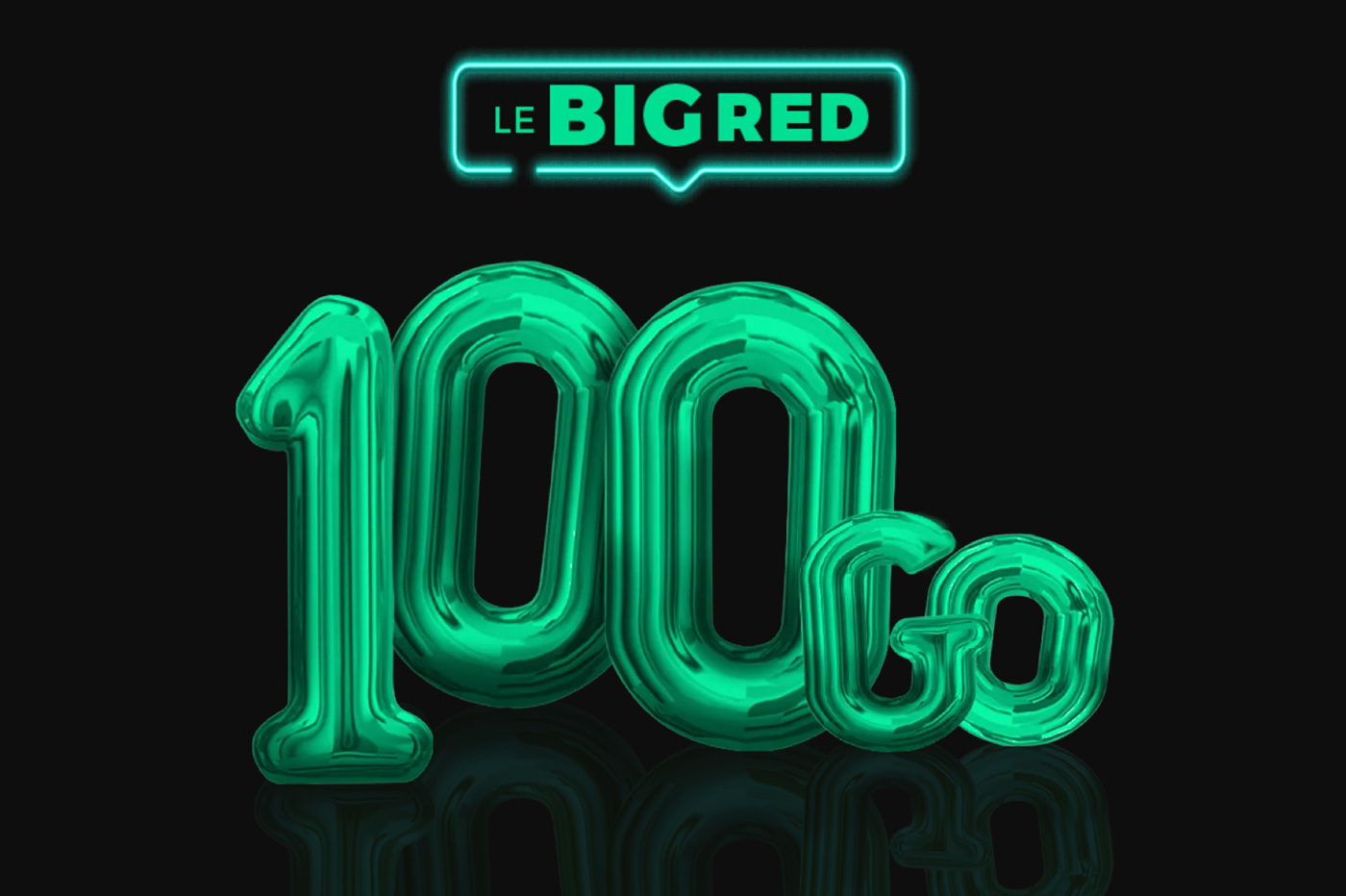 Forfait mobile Big RED