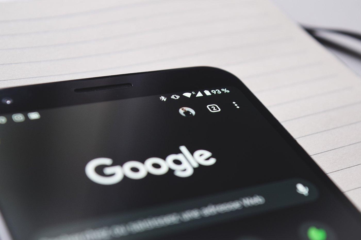 Google Chrome Batterie