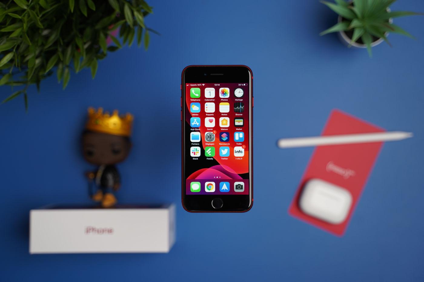 Ecran iPhone SE 2020