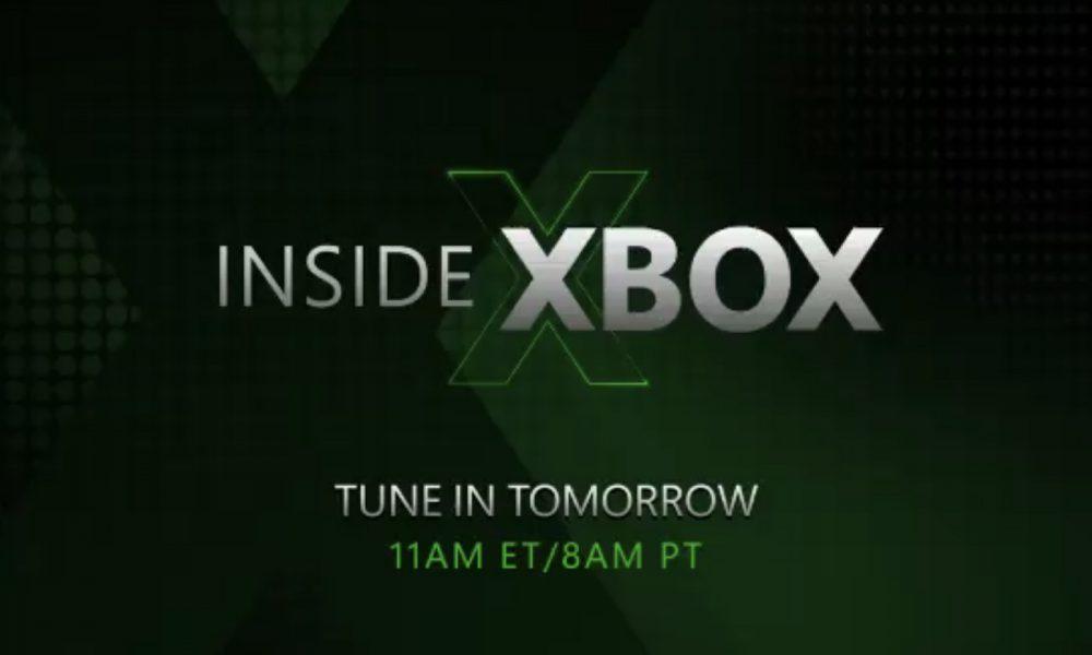 Inside Xbox - Jeux Next-gen Xbox Series X