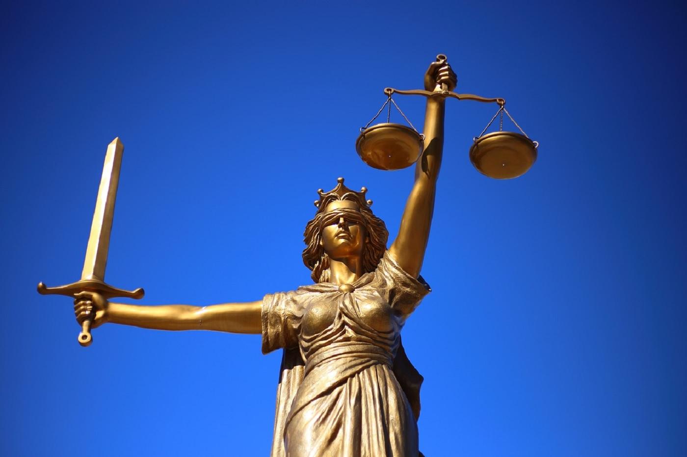 justice, loi, tribunal, statue, juge, cour, droit