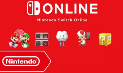 Nintendo Switch Online Wallpaper