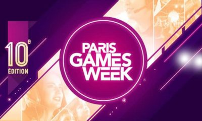 Paris Games Week 2020 Annulée