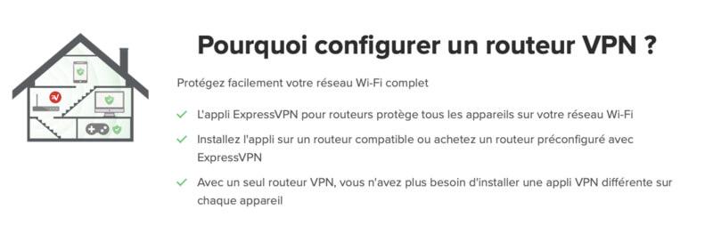 pourquoi utiliser VPN routeur
