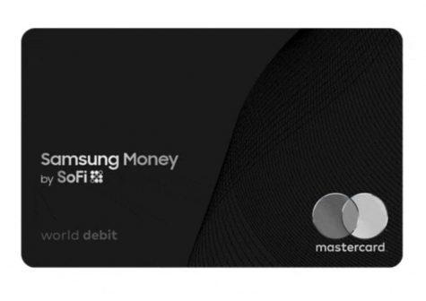 Samsung Money carte