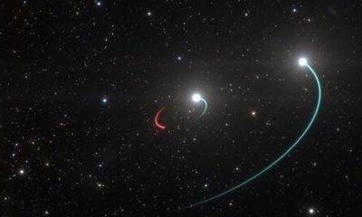 trou noir Terre